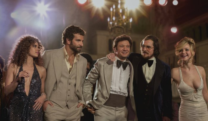 Russell's American Hustle Lead the Pack