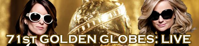Golden Globes 2014 Live