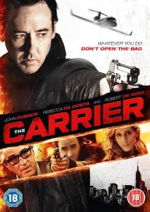Carrier DVD Packshot