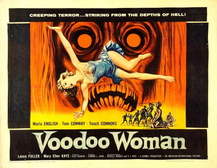 1957-voodoo-woman-horror-poster