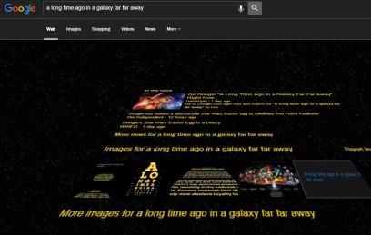 Star Wars - Galaxy far far away