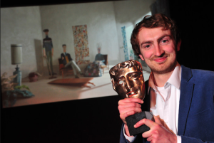 Chris Hees BAFTA